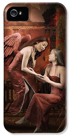 Fate Lends A Hand iPhone5 Case