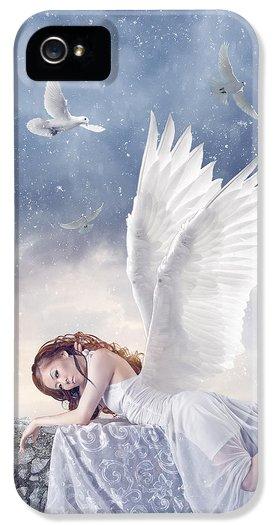 Mongolian Snow Angel iPhone5 Case